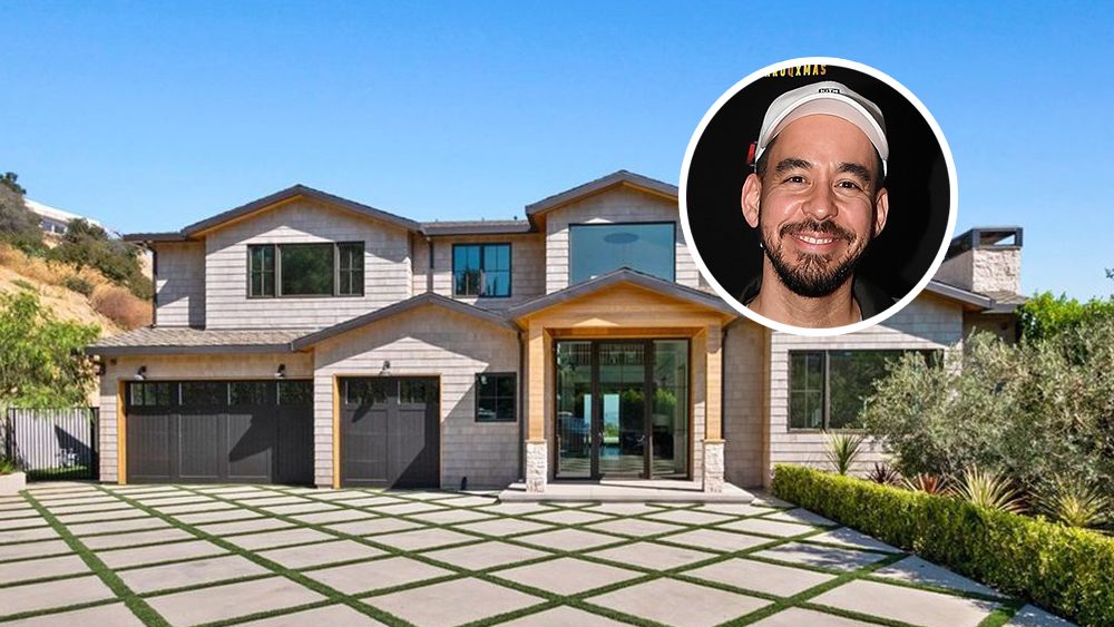 Linkin Park's Mike Shinoda Makes Off-Market Deal in Encino