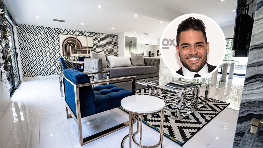 'Shahs of Sunset' Star Mike Shouhed Leases Out Hollywood Hills Bachelor Pad