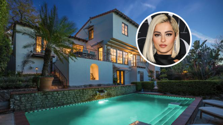 Bebe Rexha House Hollywood Hills
