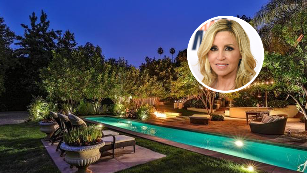 Real Housewife Camille Grammer Buys Brentwood Mansion
