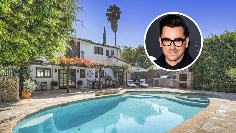 Dan Levy Shells Out Way Over Asking for Los Feliz Villa
