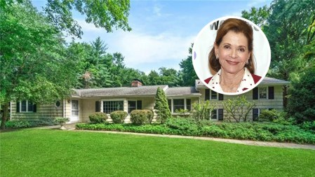 Jessica Walter House Pound Ridge