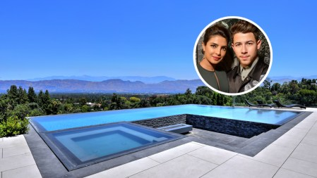 Nick Jonas Priyanka Chopra House Los Angeles