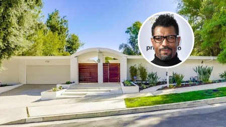 Deon Cole House