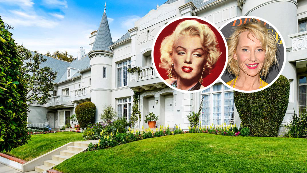 Old Hollywood Lives on in Beachwood Canyon