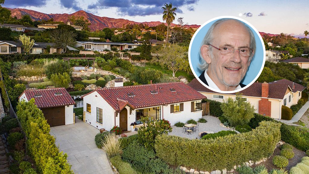 Christopher Lloyd Lists Montecito Cottage Dirt