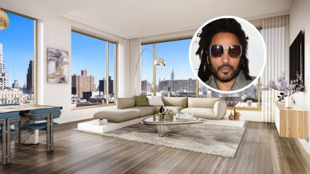 Lenny Kravitz Design New York City