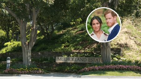 Meghan Markle House Los Angeles