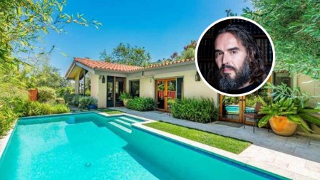 Russell Brand House Los Angeles