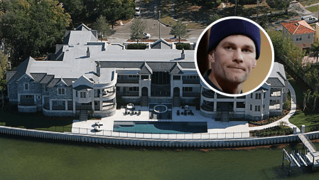 Tom Brady House Tampa