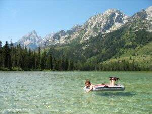Grand Teton String Lake