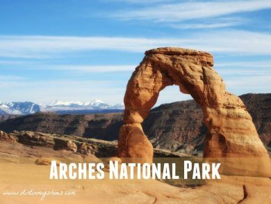 Arches National Park || Dirt In My Shoes
