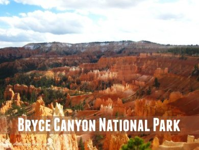 Bryce Canyon National Park || Dirt In My Shoes