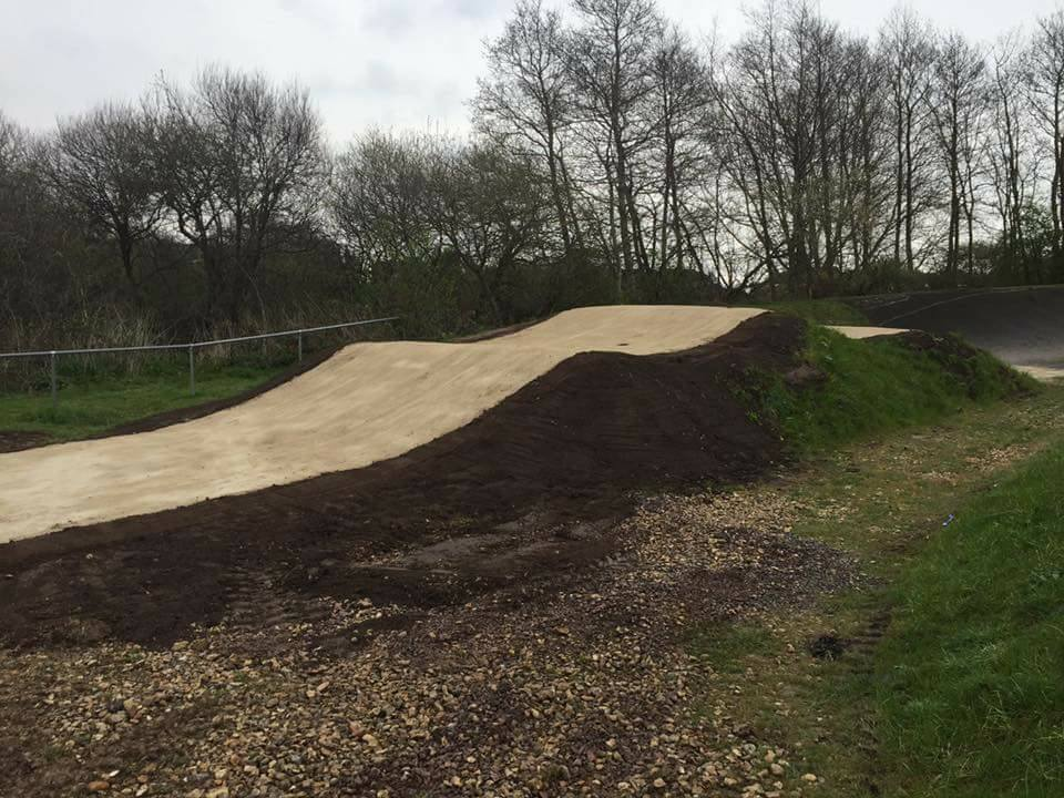 Dirtworks BMX - Bournemouth Build