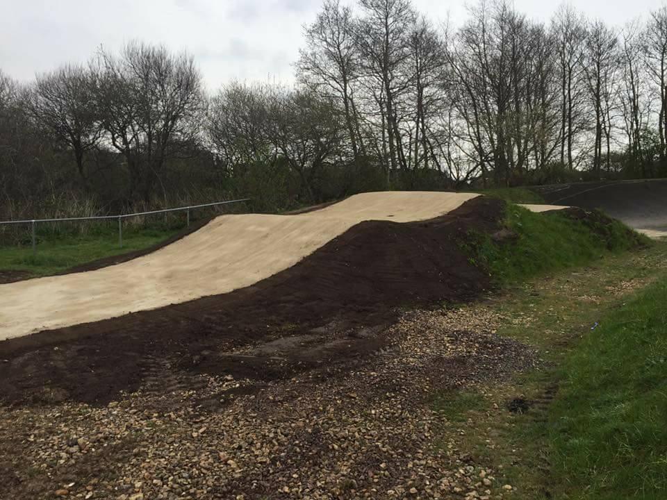 Dirtworks BMX - Bournemouth Build