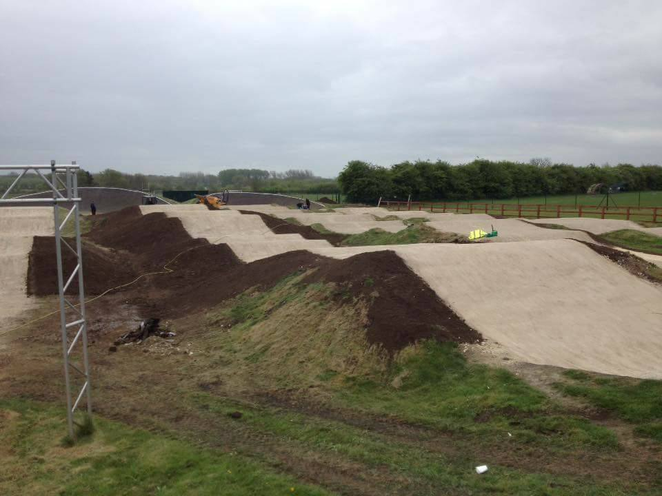Dirtworks BMX - Doncaster Build 5