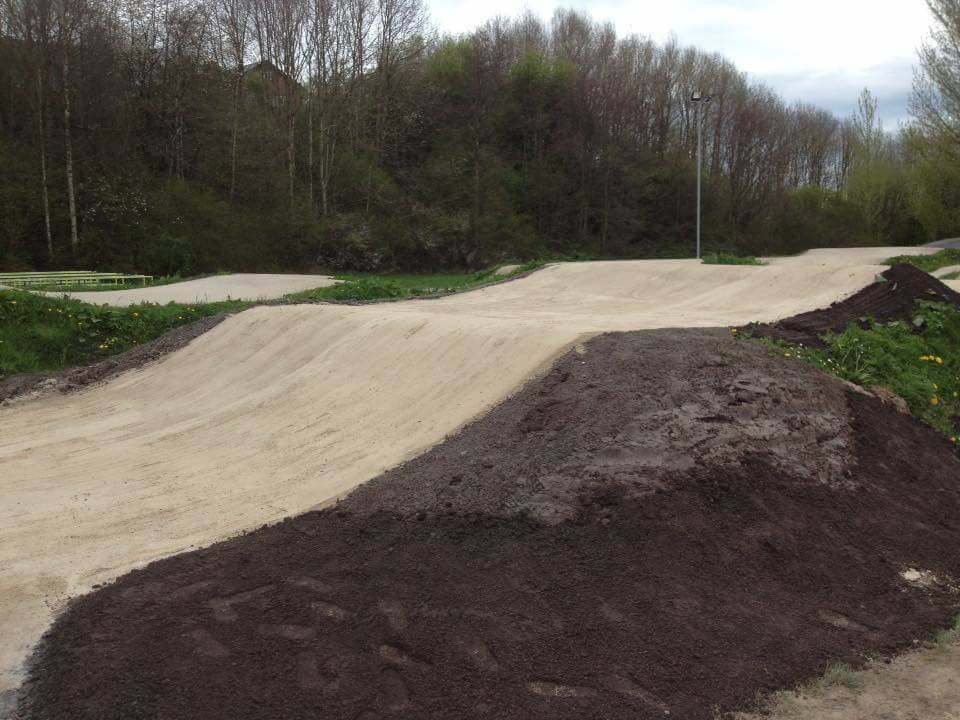Dirtworks BMX - Preston Build 2