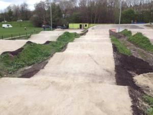Dirtworks BMX - Preston Build