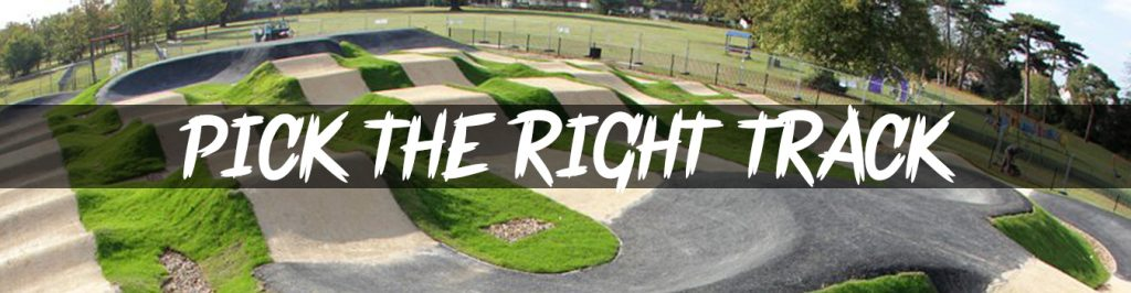 Dirtworks BMX - The Right Track - Banner