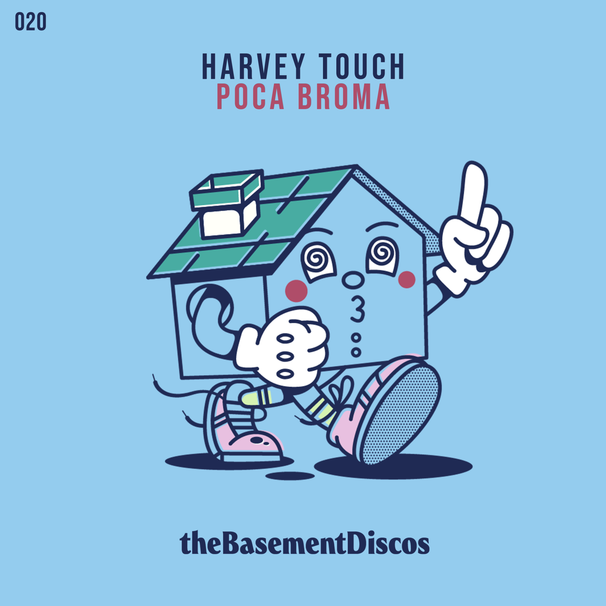 Harvey Touch | Forthcoming on theBasement Discos