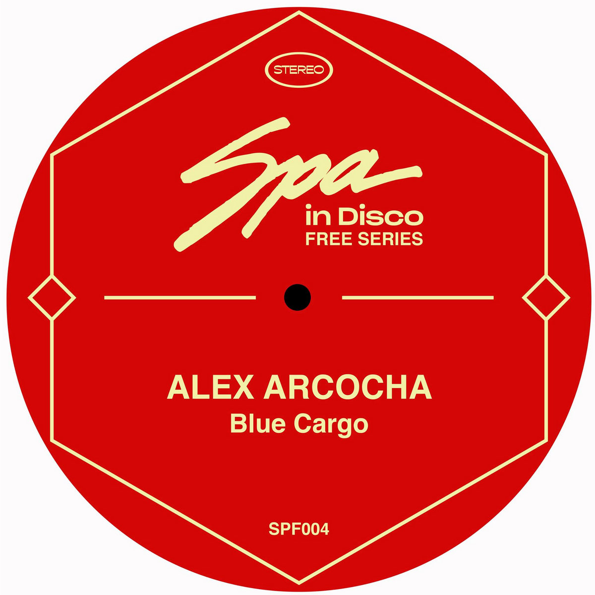 Alex Archocha - Blue Cargo | Spa In Disco Free Download