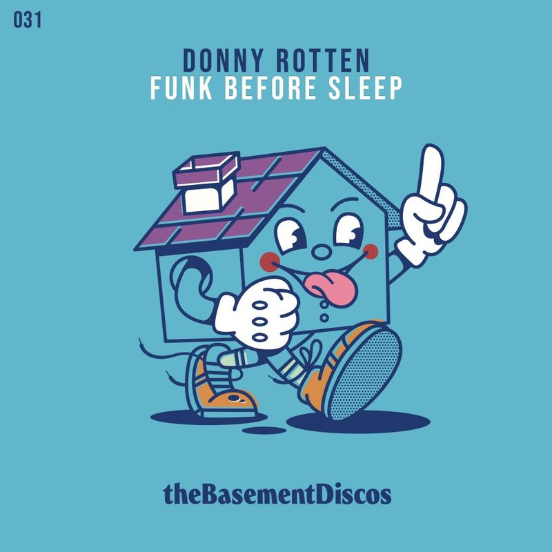 Donny Rotten - Funk Before Sleep