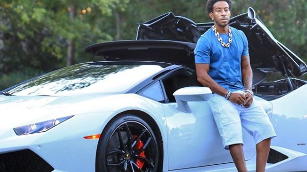 Ludacris Staying Focused and Busy