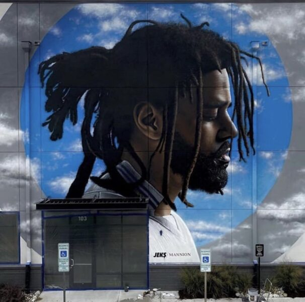 J. Cole Recognized With Mural In North Carolina