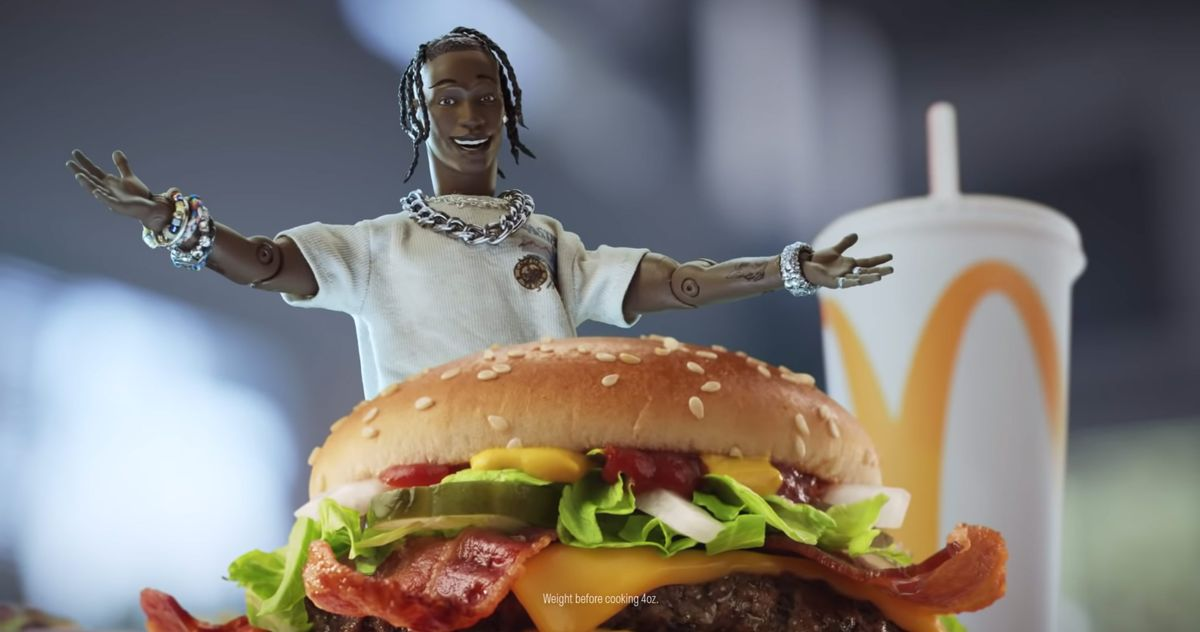 McDonald's Uses Partnerships With Rappers To Cover Up Racial Discrimination