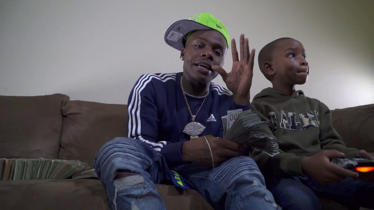 DaBaby Six Year Old Son, Big Caleb, Featured In New DaBaby Video