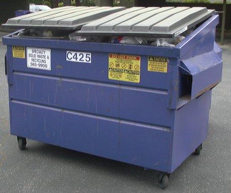 Dumpster-non