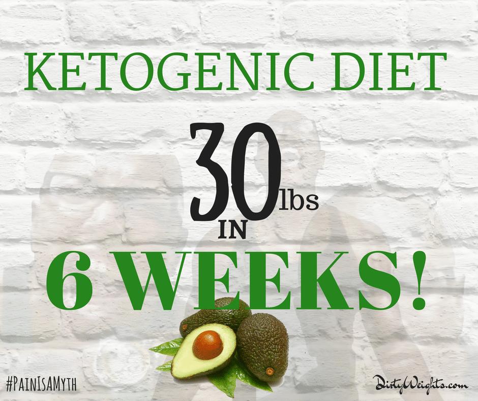 ketgenic diet results
