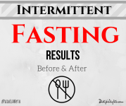 Intermittent Fasting Results | Shocking Before and After Pics!