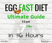 Egg Fast Diet Results And Recipes: I Lost 7 lbs in 36 hours!