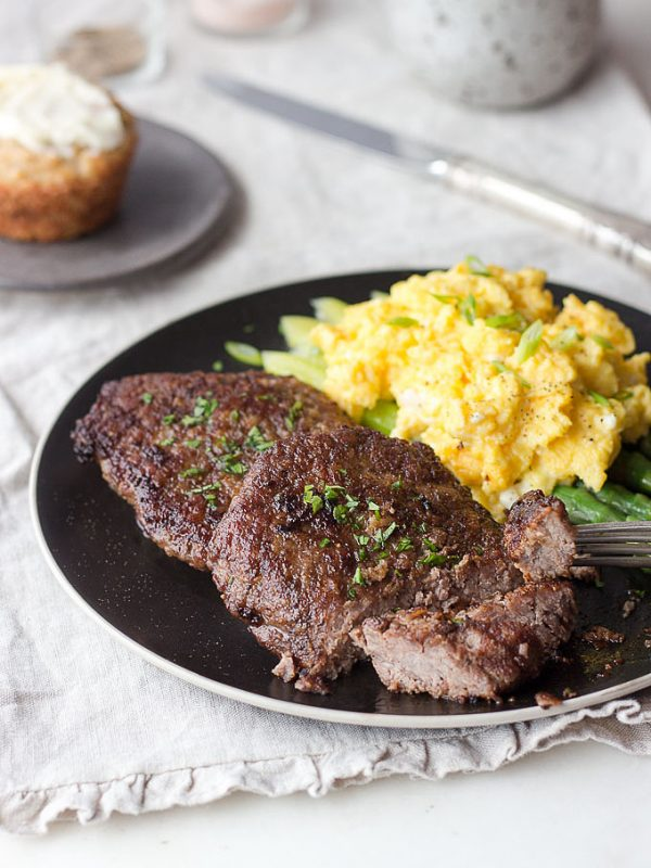 steak and egg diet