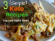 simple keto recipes