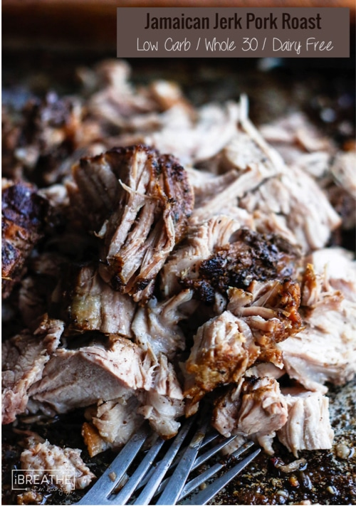 Jamaican Jerk Pork Roast