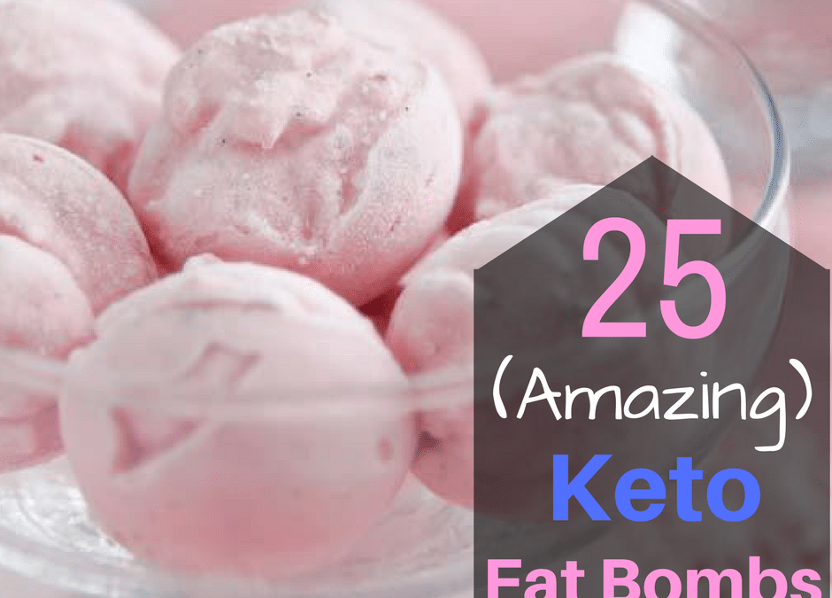 Keto Fat Bombs: 25 (Amazing) Recipes!