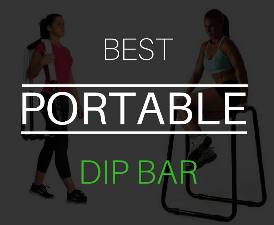 Portable Dip Bar