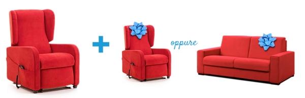 poltrone e divano