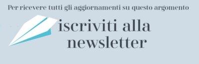 bottoncino newsletter