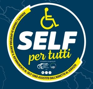 logo dell'iniziativa self per tutti