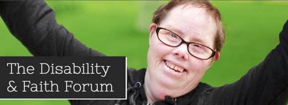 Disability and Faith Forum Header