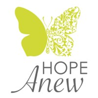 Logo of Hope Anew ministry
