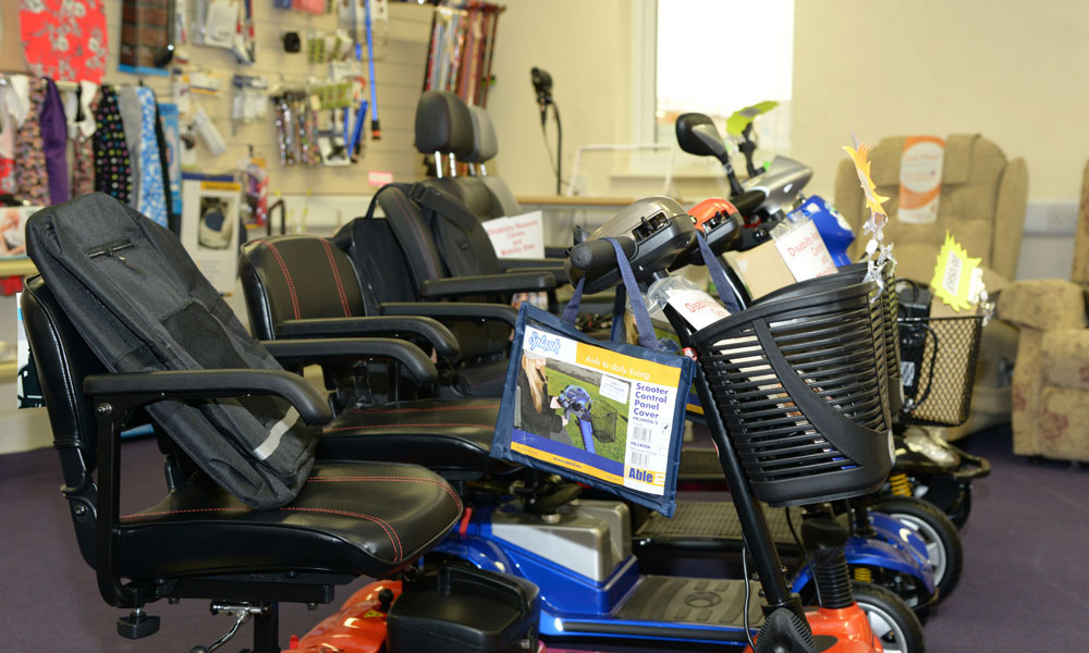 Equipment Hire from the Disability Resource Centre & Equipment Hire - Disability Resource Centre