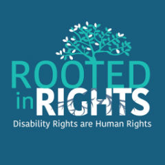 Rooted in Rights: Disability Rights are Human Rights