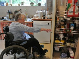 Disabled Design Access Kitchen