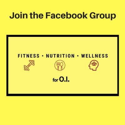 Fitness Nutrition Wellness for O.I.