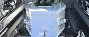 Addetto al trasporto funebre