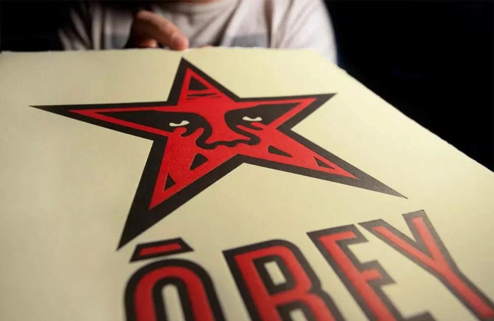 OBEY-Star